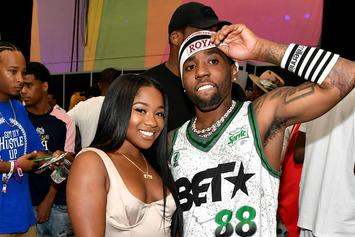 "YFN Lucci Tells Reginae Carter That They're ""Stuck Together"""