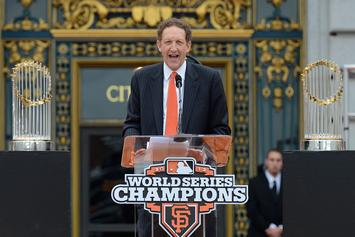 Larry Baer Takes Leave Of Absence From Giants After Domestic Dispute: Report