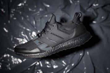 "Undefeated x Adidas UltraBoost ""Triple Black"" Coming Soon: First Look"