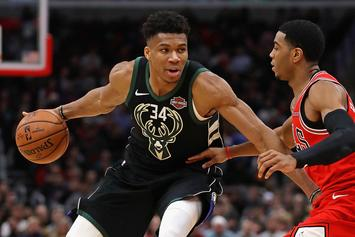 Giannis Antetokounmpo's Signature Shoe Could Potentially Release This Summer