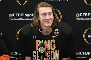 "Trevor Lawrence Regrets Clemson Basketball Incident: ""I Should Be Smarter"""