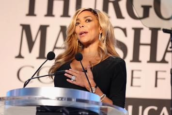 "Wendy Williams Speaks On Past Crack Cocaine Abuse: ""I Am A Walking Addict"""