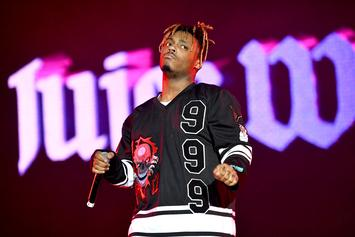 "Juice WRLD Unleashes His Sophomore Album ""Death Race For Love"""