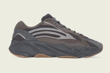 "Adidas Yeezy Boost 700 V2 ""Geode"" Release Date, Official Images Revealed"