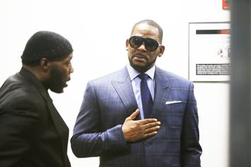 R. Kelly Begs The Court To Reduce His Child Support Back Payments