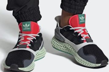 Adidas Reveals Special Edition ZX4000 4D And ZX500 RM: Release Info