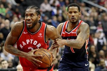 Kawhi Leonard Not Interested In Playing With LeBron James: Report