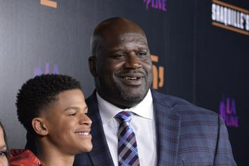 Shaq Opens New Restaurant In L.A. With The Help Of Famous Friends