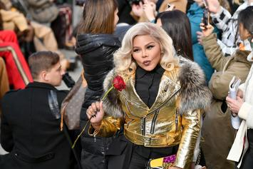 "Lil Kim Reveals That She's Readying New Album Release With ""Nine"""