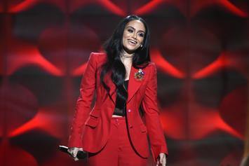 """Kehlani Says She's Expecting Her Daughter """"Any Day Now"""""""