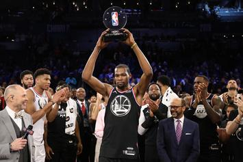 Cleveland Tried To Sign Kevin Durant After 2016 Finals: Report