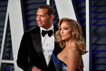 Alex Rodriguez Wore World Series Ring During J Lo Proposal