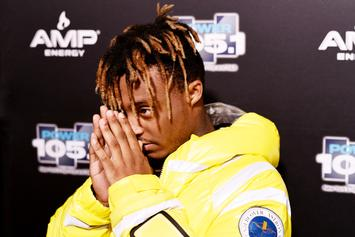 Juice WRLD Reveals That He Freestyled His Whole Album