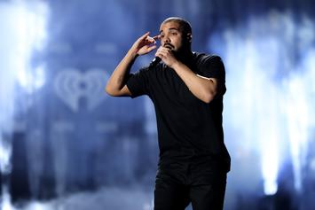 "Drake Caught A Fan's Bra One-Handed During ""In My Feelings"" Performance"
