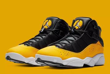 """Jordan 6 Rings """"Taxi"""" Will Reportedly Drop This Month"""