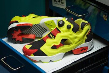 Reebok Instapump Fury To Return In Its OG Form