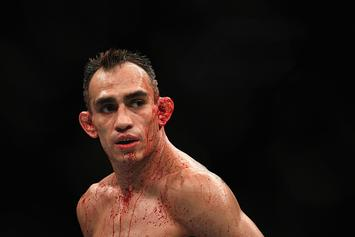 Tony Ferguson's Wife Issues Statement On Restraining Order