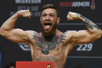Conor McGregor Is Being Sued For Cellphone Incident: Report