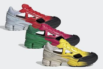 Raf Simons And Adidas Team Up For Three New Ozweego Colorways