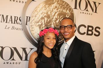 """T.I. & Tiny Co-Sign Daughter's Savage Clap-Back: """"That's My Baby!"""""""