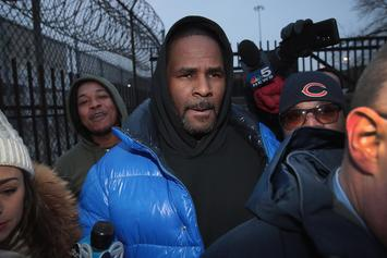 R. Kelly Trial: Judge To Decide Whether Cameras Are Permitted In Courtroom