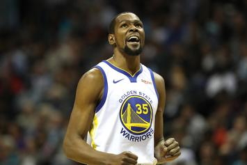 Kevin Durant Claims Burner Accounts Were So He Could Talk To Friends