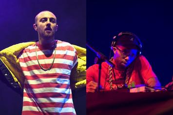 Madlib Plays Unreleased Mac Miller Songs During San Diego Show