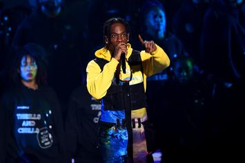 Travis Scott Breaks Record Bringing In $1.7 Million At Sold Out L.A. Show