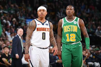 Isaiah Thomas Believes Celtics Would Have Won NBA Title If He Stayed