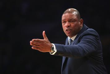 "Doc Rivers On Lakers Head Coaching Rumors: ""I Am Going Nowhere"""