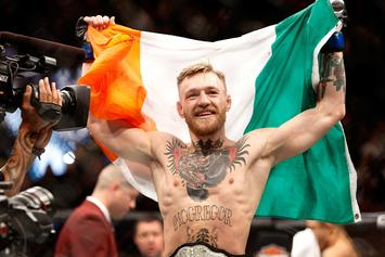 """Conor McGregor On Nate Diaz Fight: """"The Trilogy Will Happen"""""""