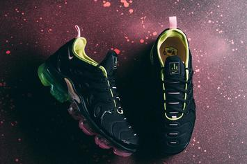 Nike Vapormax Plus Drops With Gradient Midsole: Details