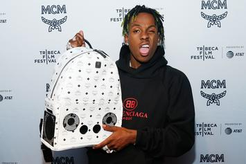 Rich The Kid Accidentally Reveals Gender Of His & Tori Brixx Child
