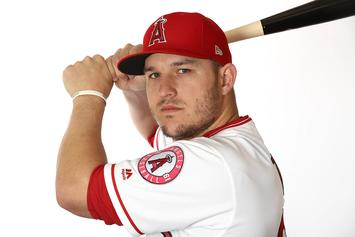 "Mike Trout On Record Angels Contract: ""This Is Where I Wanted To Be"""