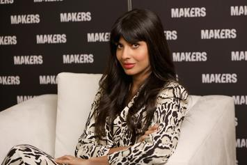"Jameela Jamil Calls Out Khloe Kardashian For Flat Tummy Tea Ad: ""Be Smarter"""