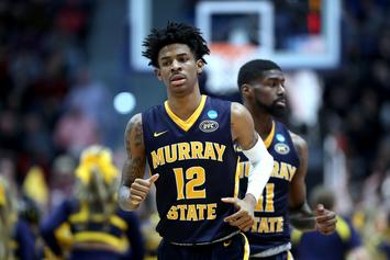 Ja Morant Picks Up First NCAA March Madness Triple-Double Since 2012