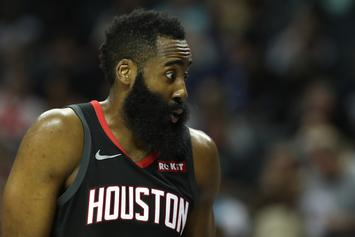 James Harden Ties Career High With 61 Points Last Night, Improving His MVP Odds