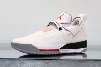 Air Jordan 33 Appears In Low Top Version: Details