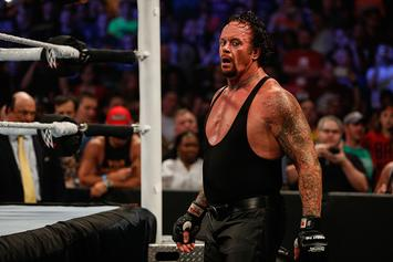 Sting Says He'd Only Return To WWE For Match With The Undertaker