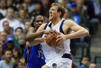 Kevin Durant Feels Like Dirk Nowitzki Is Being Pushed Out Of The NBA