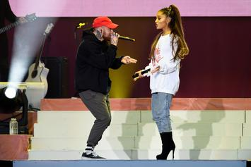Ariana Grande Gets Emotional On Stage After Mac Miller Reference