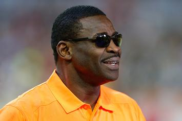 "Cowboys Legend Michael Irvin Tested For Throat Cancer: ""I Am Terrified"""