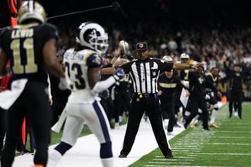 NFL Announces Major Rule Change Regarding Pass Interference