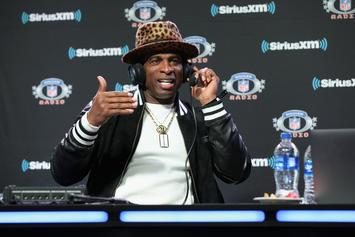 """Deion Sanders Says Sex With 2 To 3 Women At A Time Was """"Rock Bottom"""""""