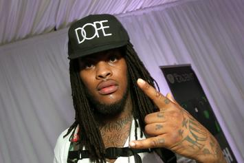 """Waka Flocka Is Tired Of Folks Renting Clothes: """"I Feel Like A N***a Wore My T-Shirt"""""""