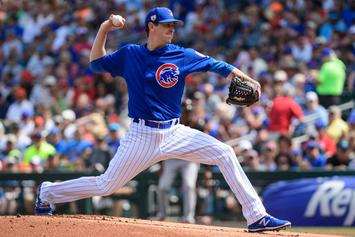 Chicago Cubs Deliver Chilling Baseball Opening Day Video: Watch