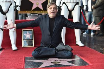 """Star Wars Episode IX"" Poster Leaks, Mark Hamill Brands It Fake"