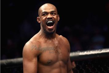 UFC Reveals Jon Jones' Next Opponent For UFC 239