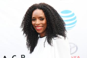"""Tasha Smith Tells Reporter To """"Kiss My Black A*s"""" When Asked About Jussie Smollett"""