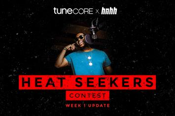 """Submit Your Music For The """"Heat Seekers"""" Contest: Week One Artist Spotlights"""